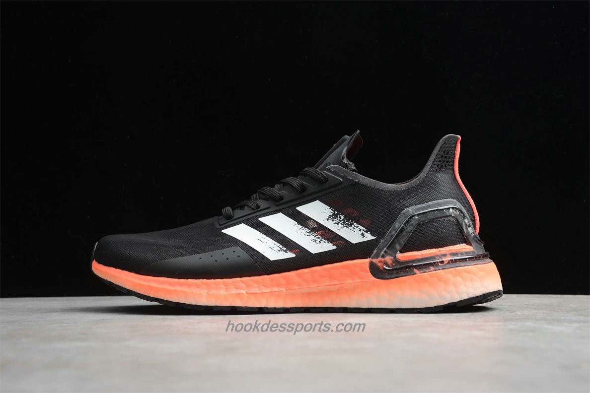 Chaussures Adidas UltraBoost PB EG0427 Noir / Blanc / Orange