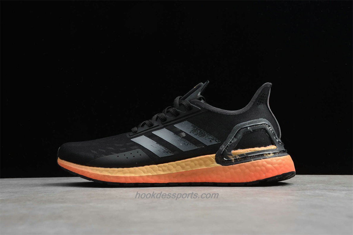 Chaussures Adidas UltraBoost PB EG0430 Noir / Gris / Orange