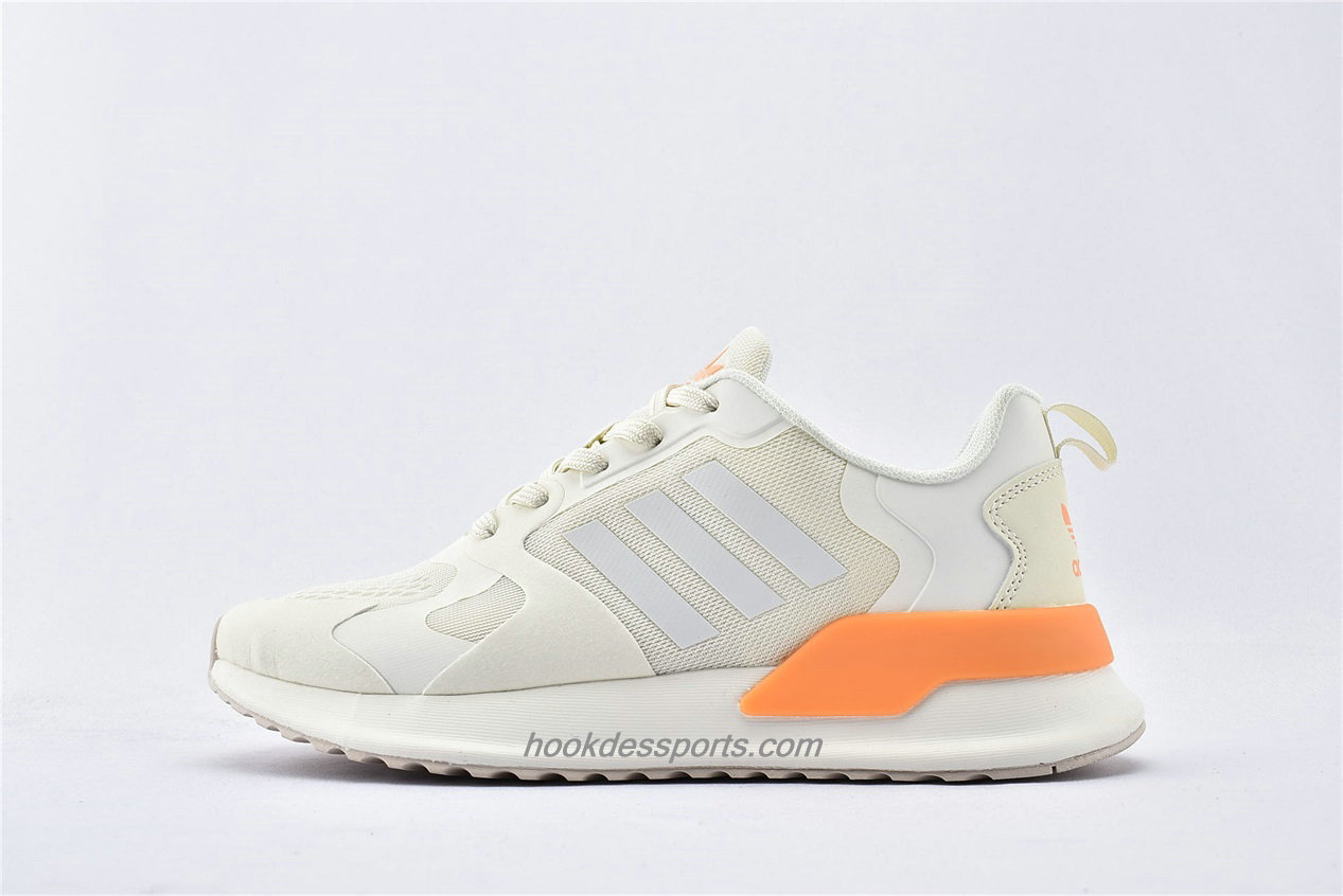 Chaussures Adidas Originals X-PLR EE7550 Beige / Orange