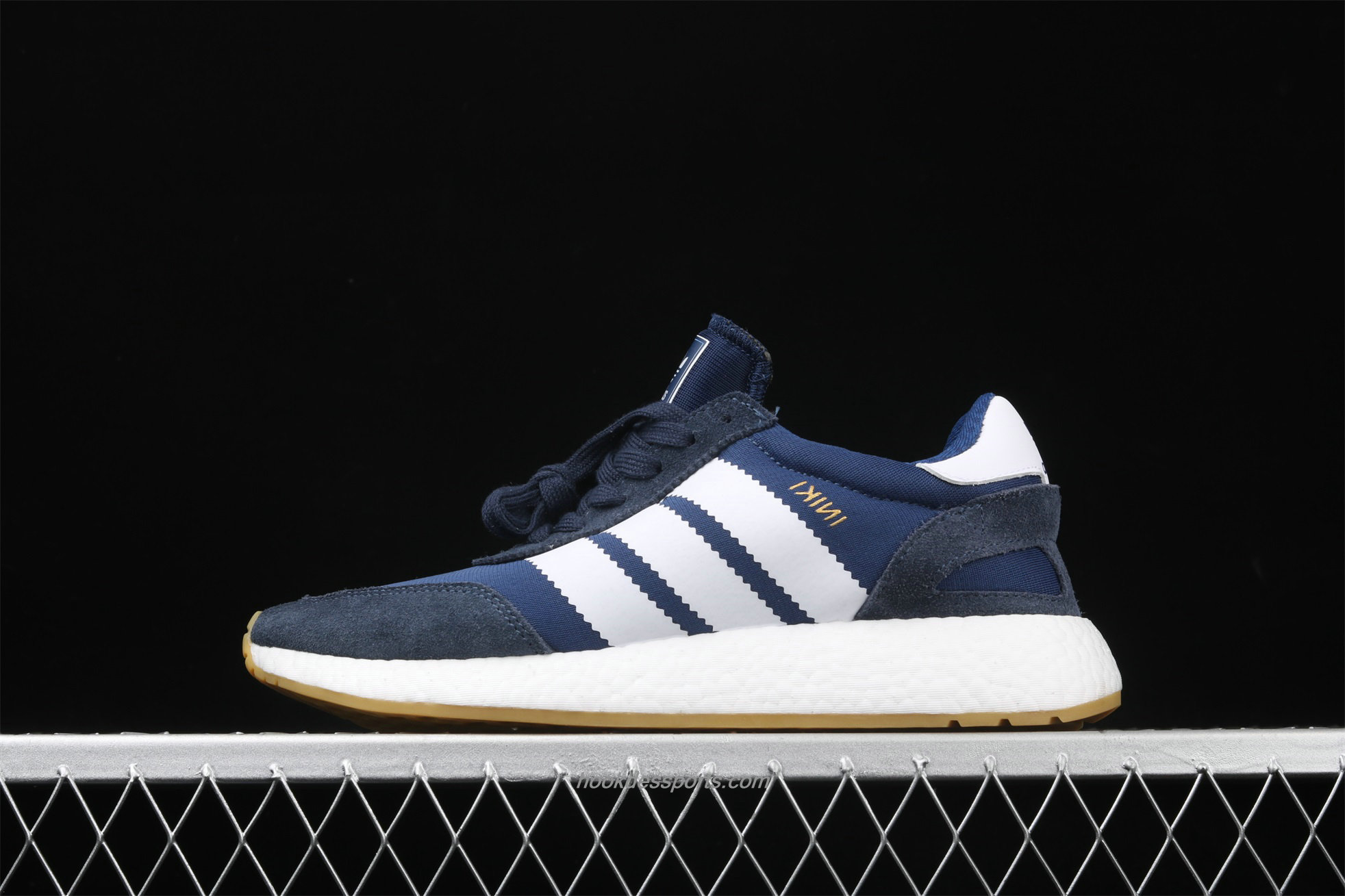 Chaussures Adidas Originals I-5923 BY9729 Bleu marin / Blanc