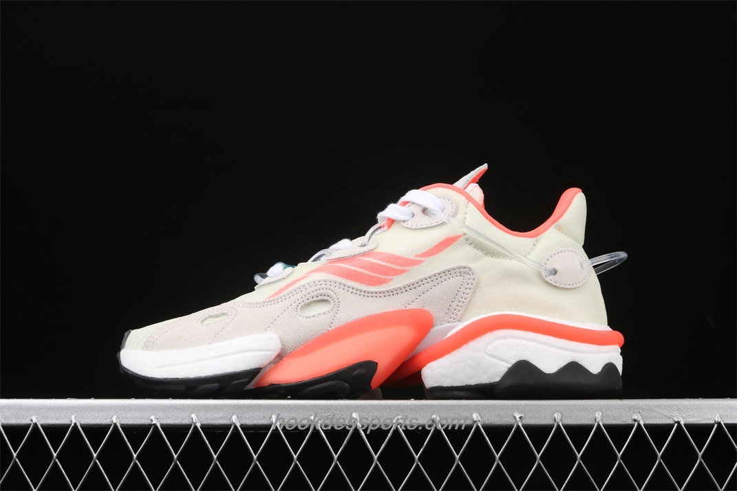 Chaussures Adidas Originals Torsion X EH0244 Beige / Orange